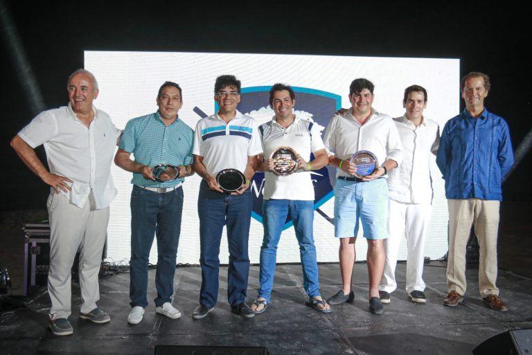 DENIS VERA, EDGAR TALAVERA, MIGUEL CHENA Y MARCELO ESCOBAR